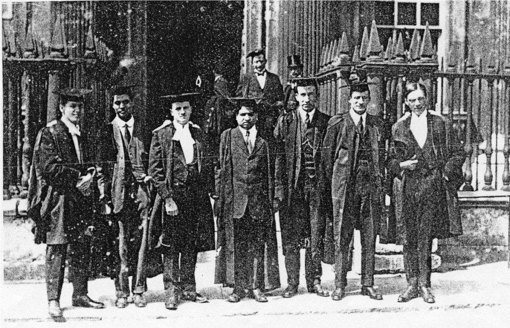 Ramanujan at Cambridge University